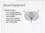 sound equipment10