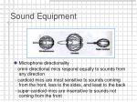 sound equipment7
