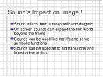 sound s impact on image24