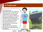 a codevasf