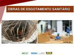 obras de esgotamento sanit rio39