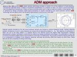 adm approach
