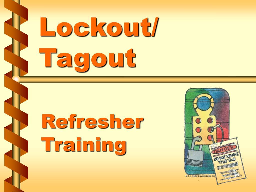 lockout tagout l.