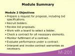 module summary83