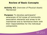 review of basic concepts14