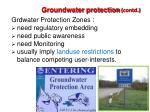 groundwater protection contd33