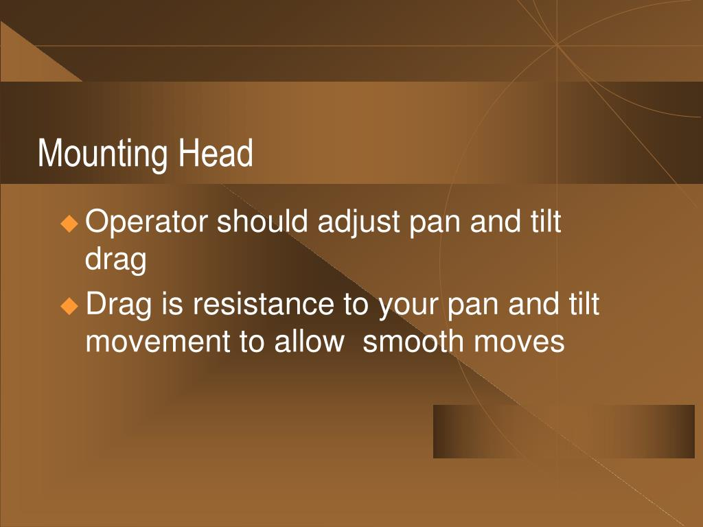 Mounting Head