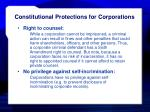 constitutional protections for corporations20