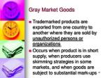 gray market goods37