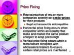 price fixing41