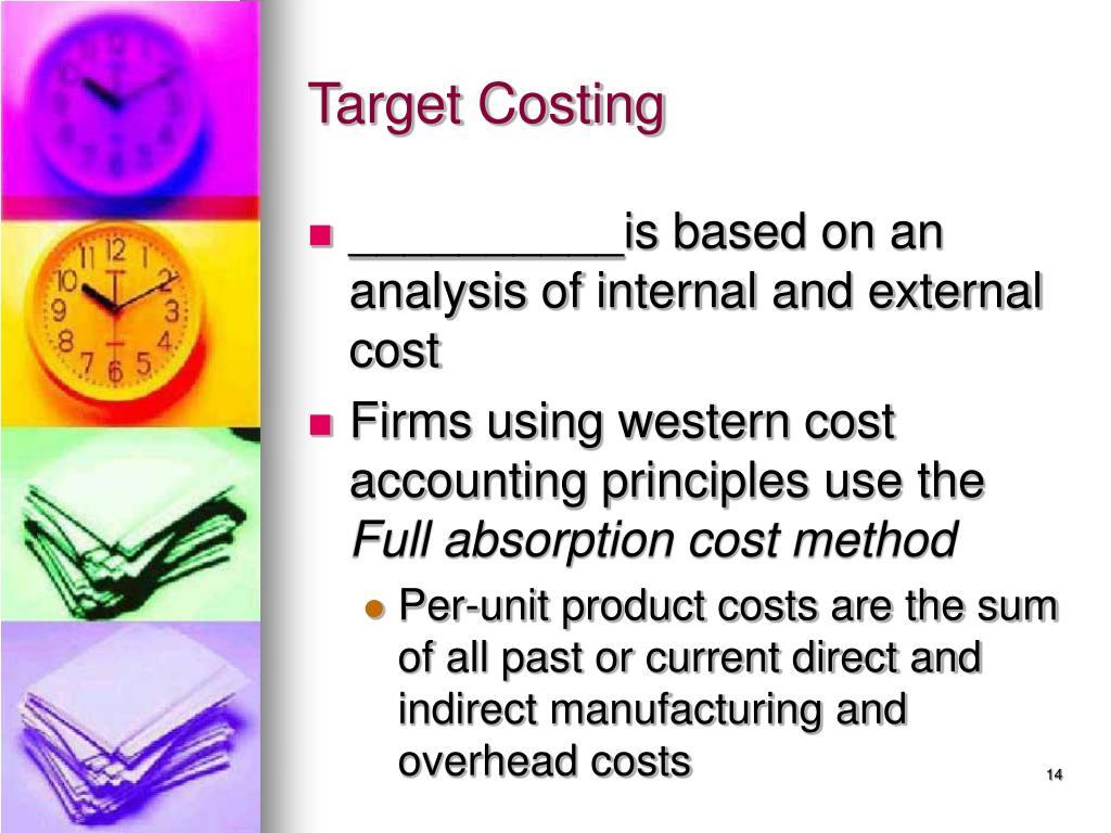 Target Costing