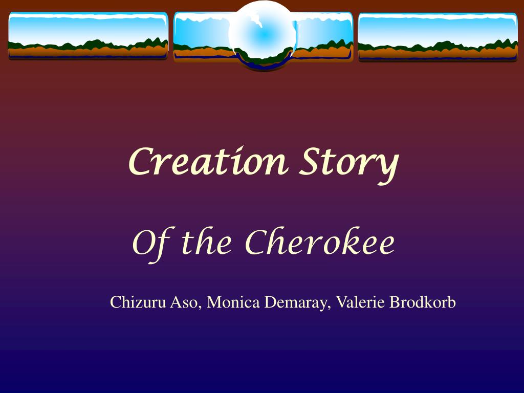creation story l.