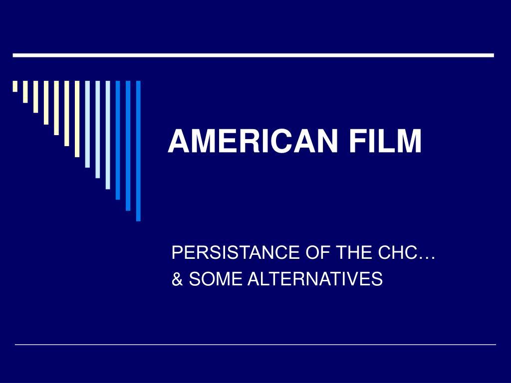 american film l.