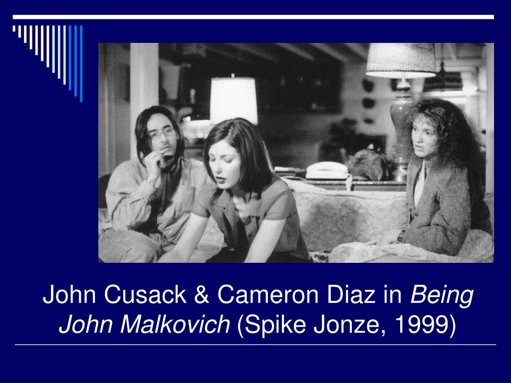 John Cusack & Cameron Diaz in
