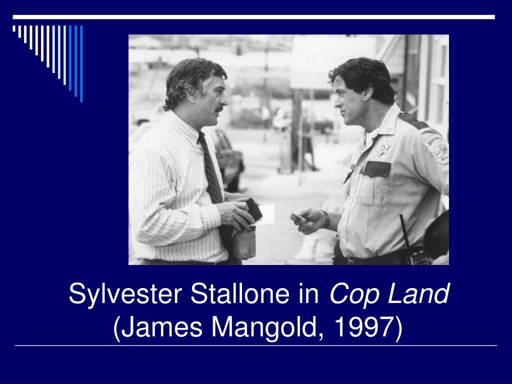Sylvester Stallone in