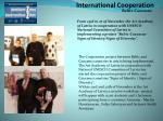 international cooperation18