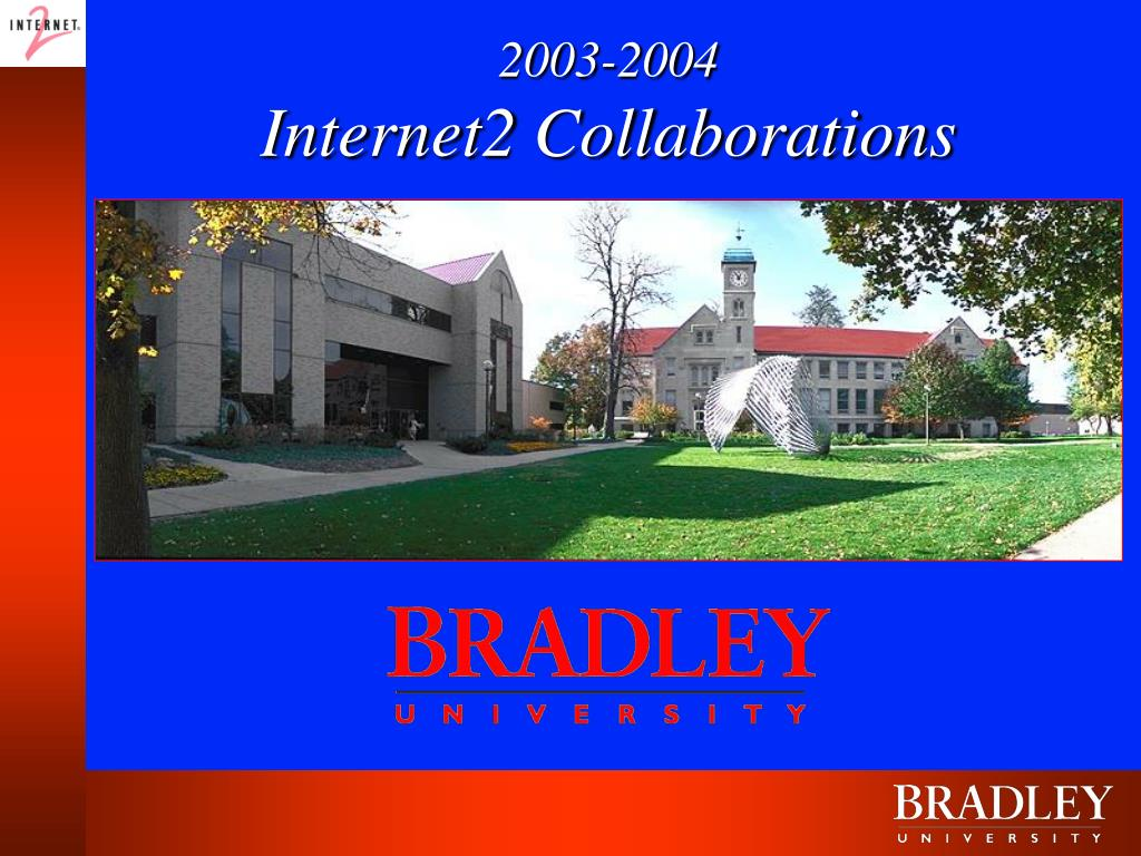 2003 2004 internet2 collaborations l.