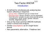 two factor anova introduction