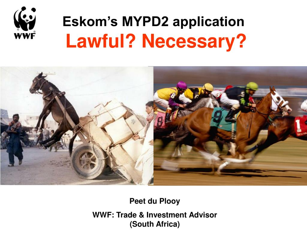 eskom s mypd2 application lawful necessary l.