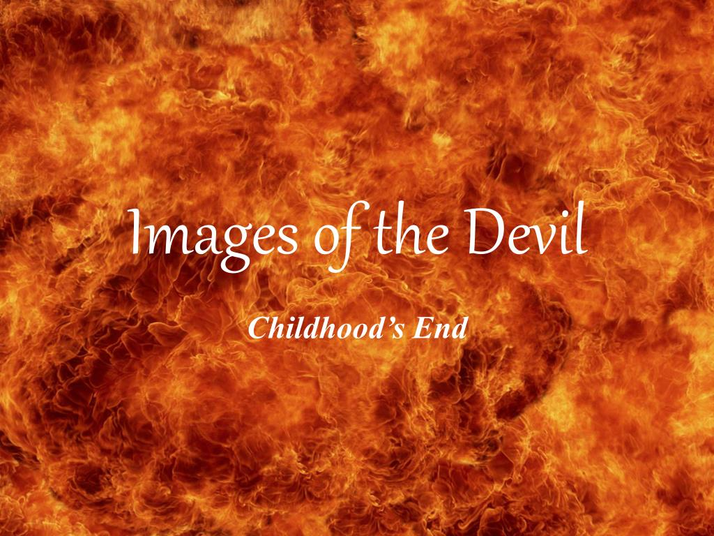 images of the devil l.