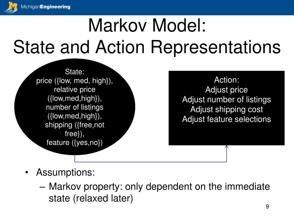 Markov Model: