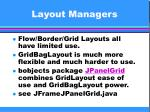 layout managers10