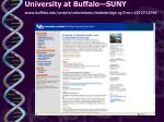 university at buffalo suny www buffalo edu scripts admissions makebridge cgi rec 1072713766