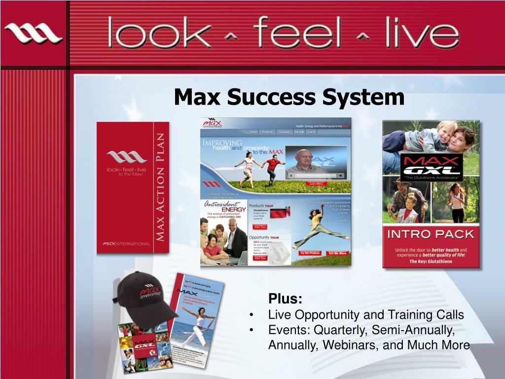 Max Success System