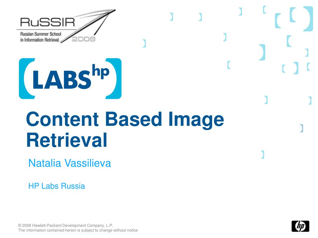 content based image retrieval l.