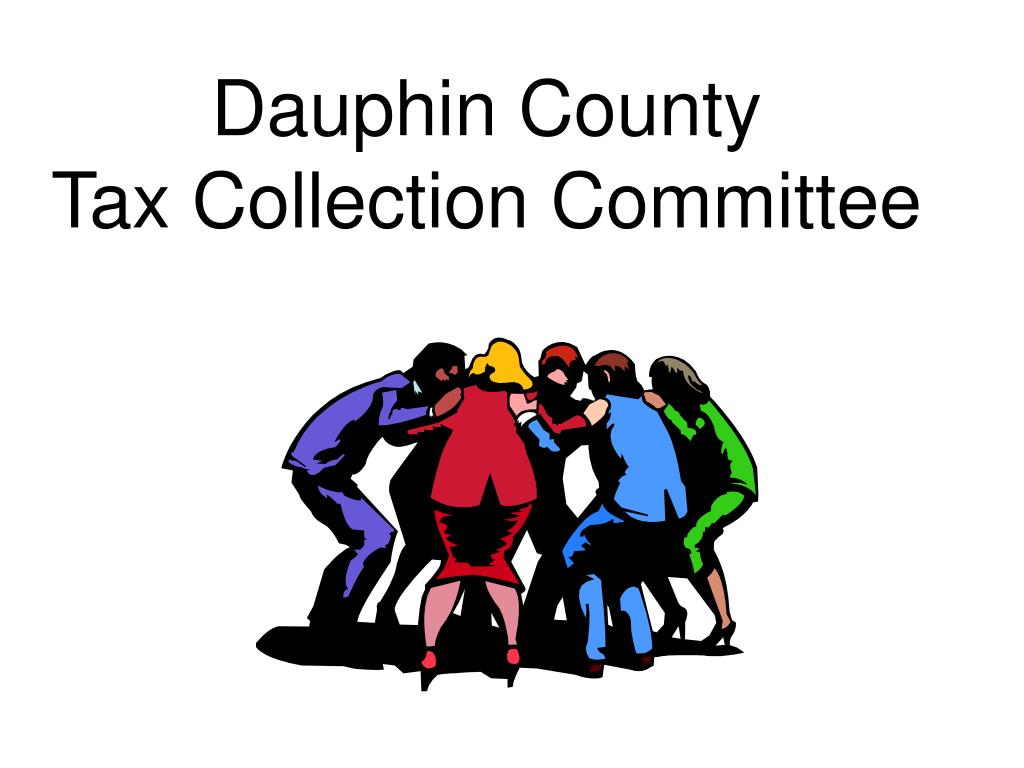 dauphin county tax collection committee l.