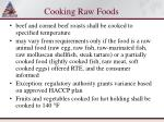 cooking raw foods83