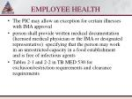 employee health104