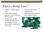 what is a bridge loan17