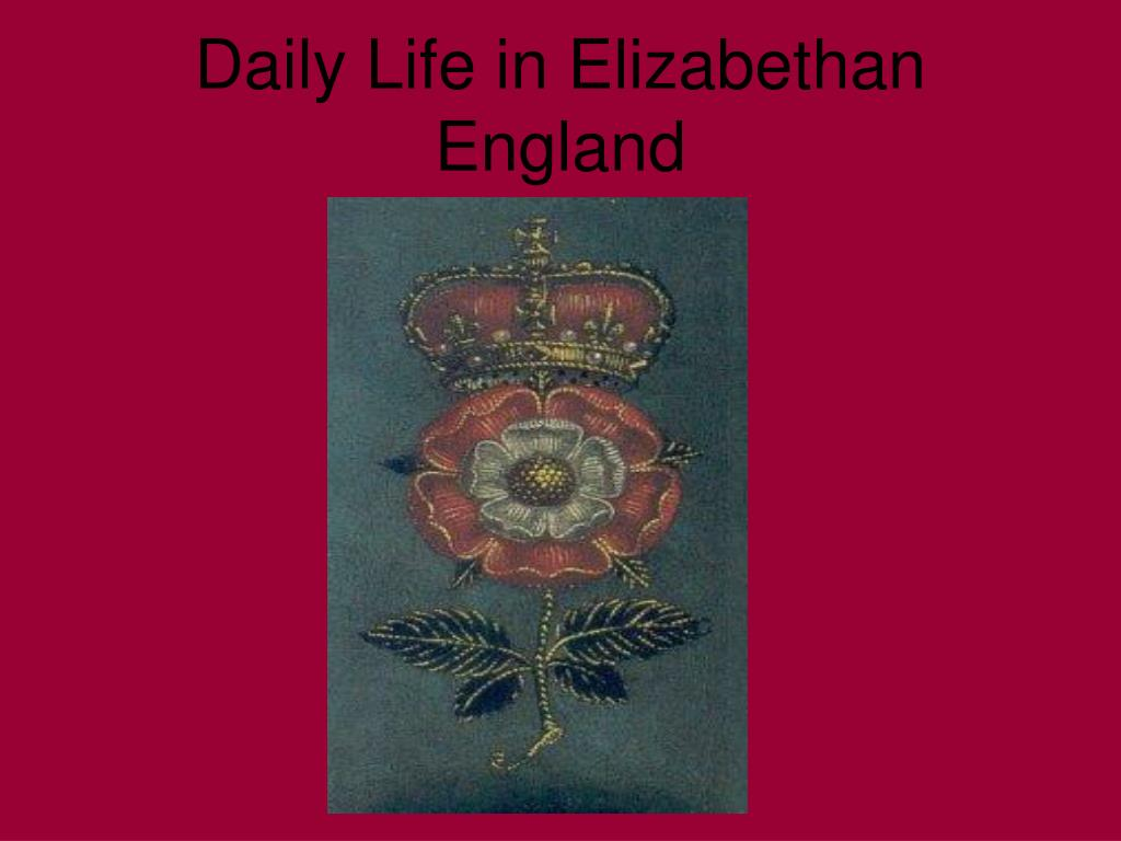 the daily life in elizabethan england history essay Life for the poor in elizabethan england was children in elizabethan england essay - when researching daily life in history of elizabethan theater a.