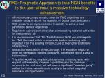 fmc pragmatic approach to take ngn benefits to the user without a massive technology enhancement