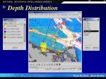 depth distribution