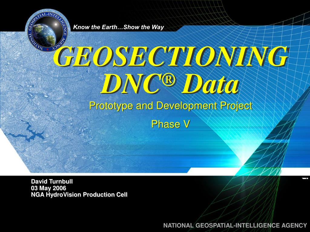 geosectioning dnc data l.