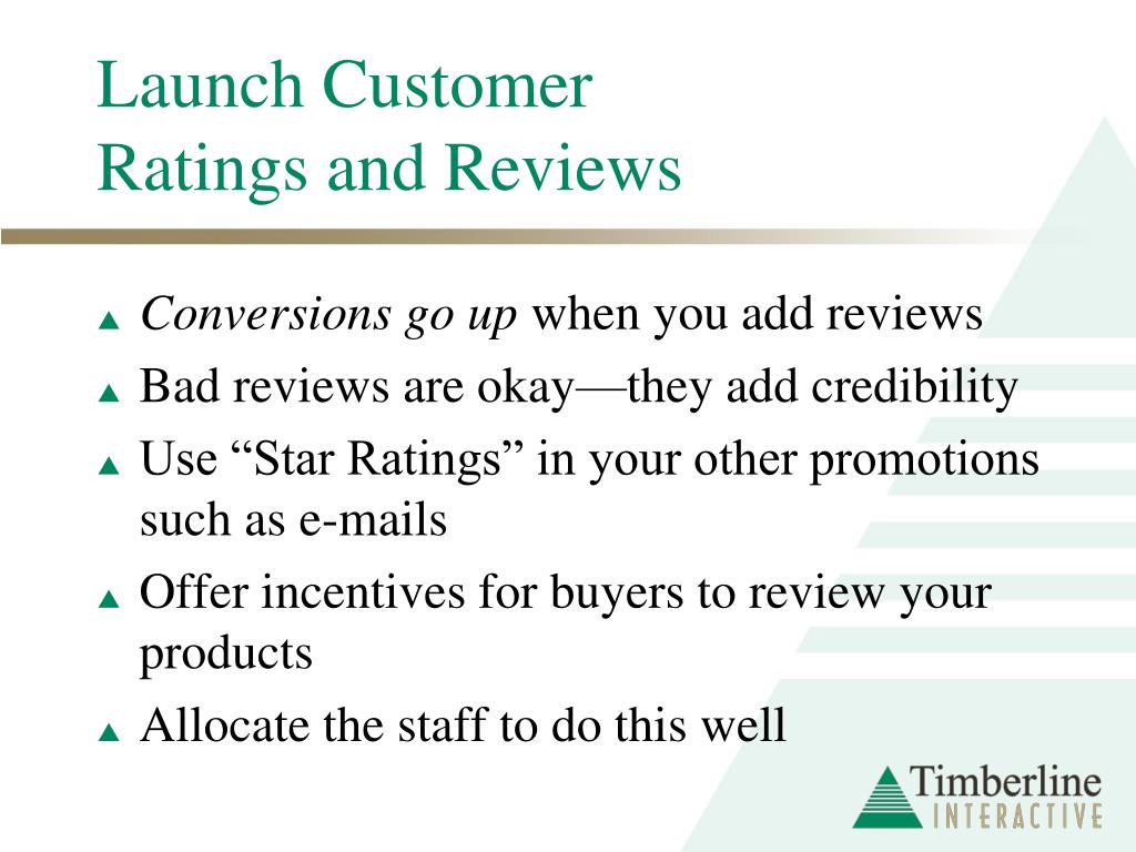 Launch Customer
