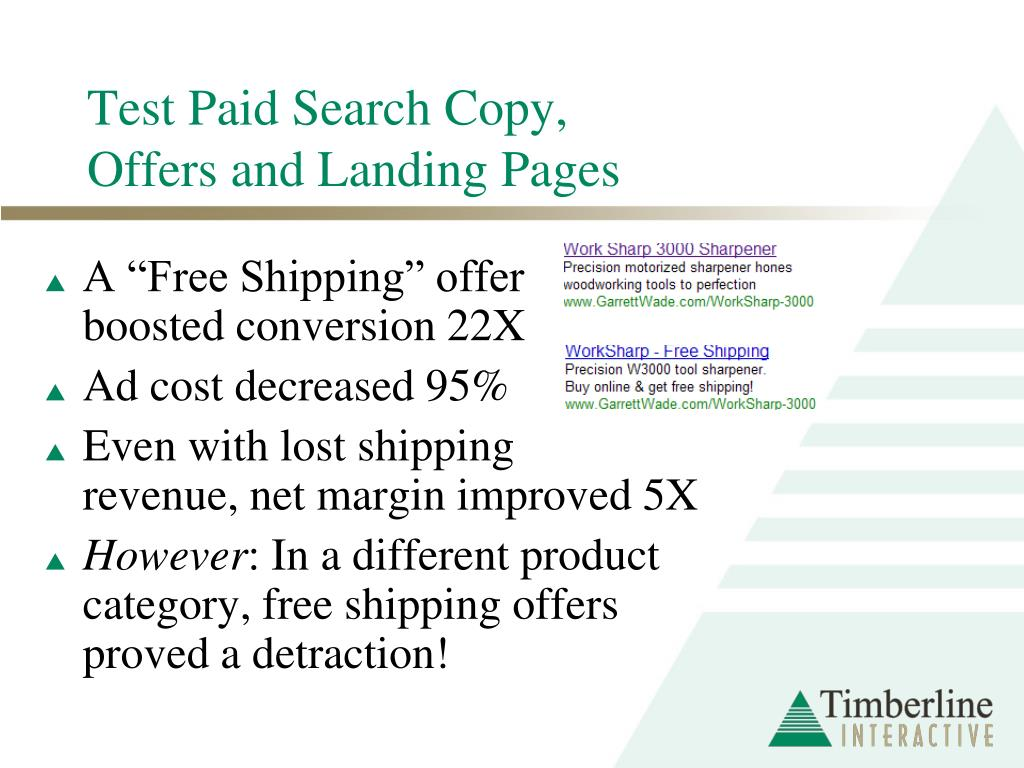 Test Paid Search Copy,