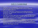 neti overview