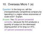 10 overseas micro 1 e