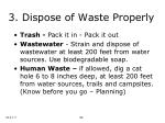 3 dispose of waste properly12