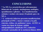 conclusions17