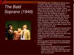 the bald soprano 1949