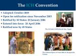 the ich convention
