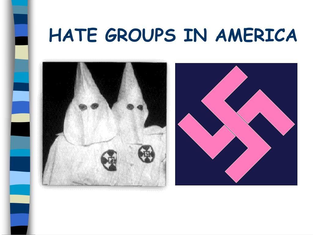 hate groups in america l.