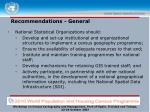 recommendations general9