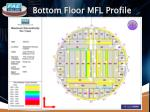 bottom floor mfl profile