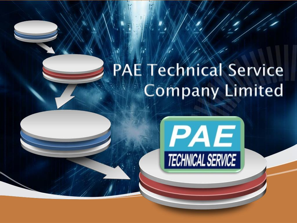 pae technical service company limited l.
