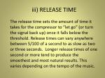 iii release time